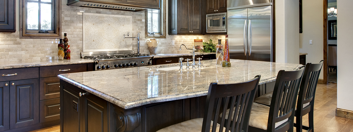 Easy Kitchen Makeover: Refinished Countertops - Better Homes