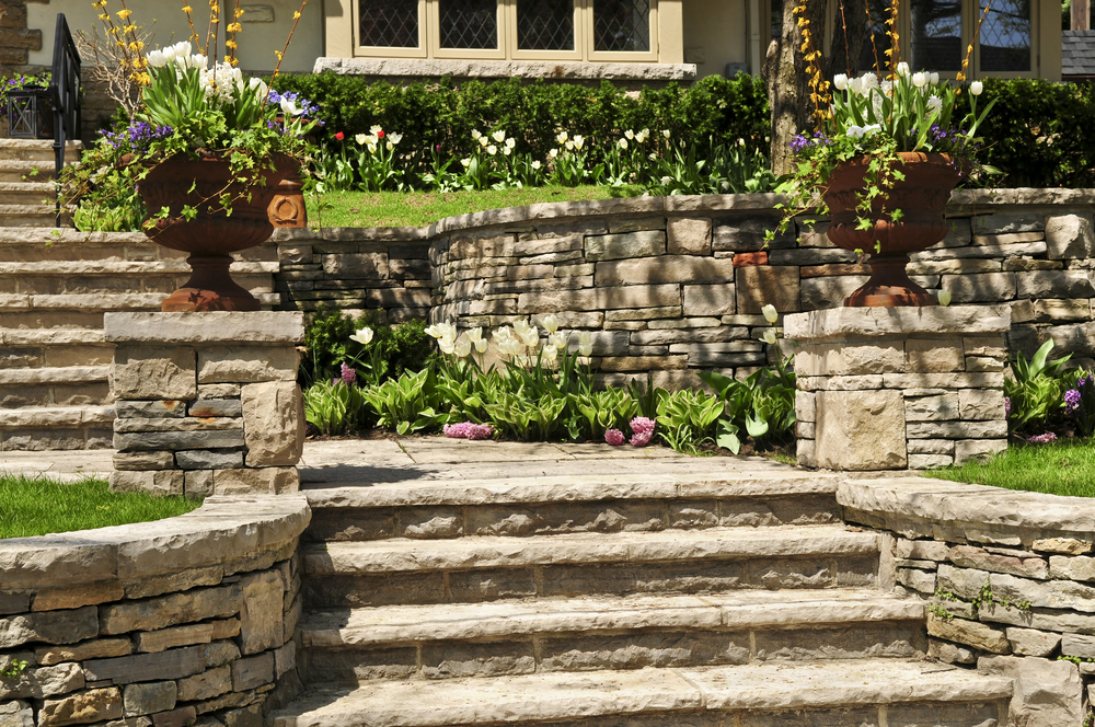 ask a pro q a sloped yard solution better homes and