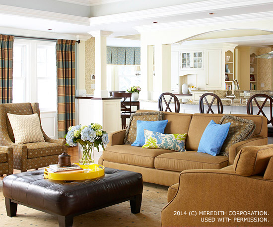 Living room makeover design ideas better homes and for Better living designs
