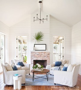Living Room Makeover Design Ideas - Better Homes and Gardens Real ...