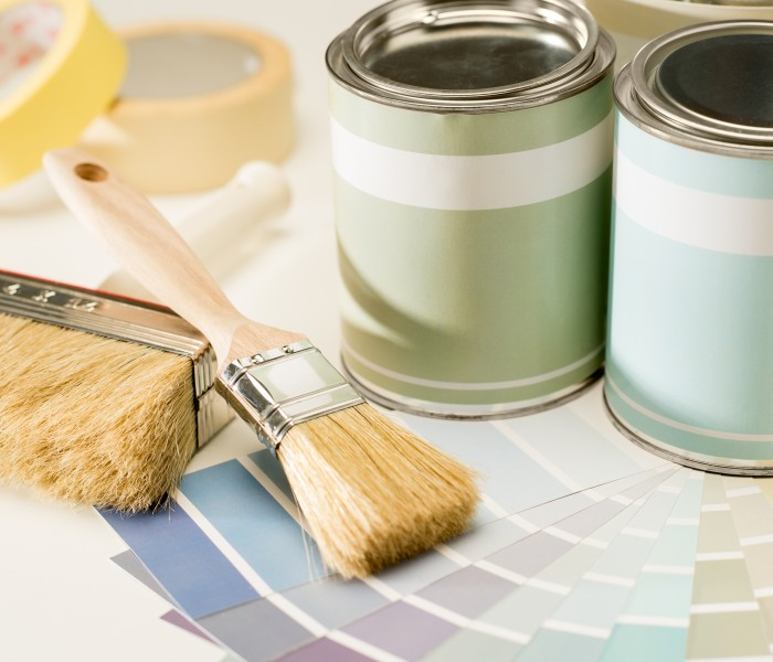 Color Your Home: 25 Easy & Economical Painting Tips