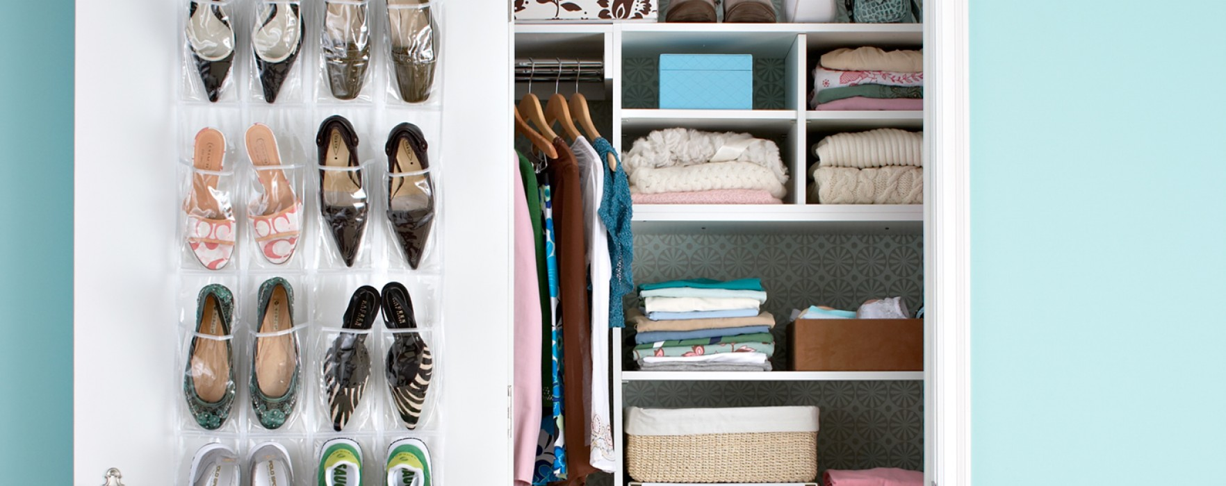 Small Closet Organization: 7 Tips To Create Space | Better Homes And  Gardens Real Estate Life