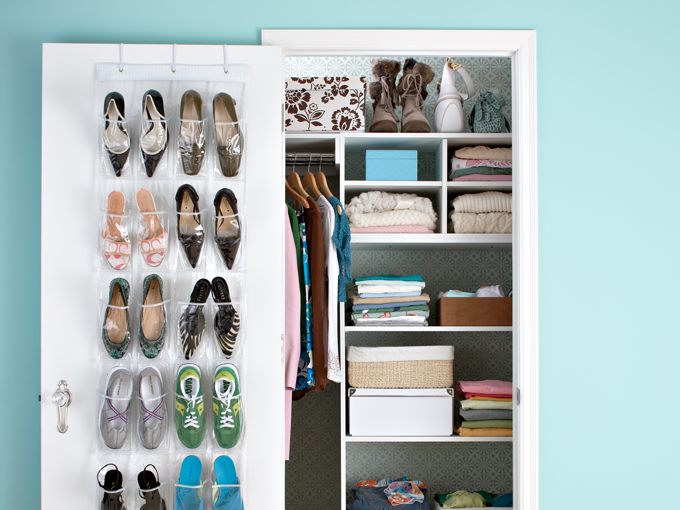 Small Closet Organization 7 Tips To Create E