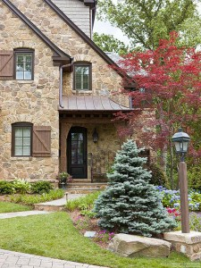 Curb Appeal: Front Entryway Lighting & Accessory Tips & Tricks - BHGRELife.com