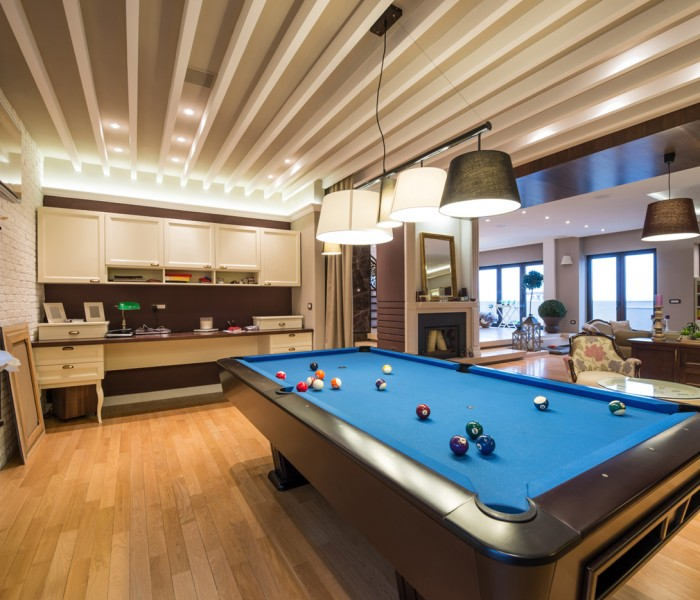 Ask a Pro Q&A: Turning a Basement into an Entertainment Room