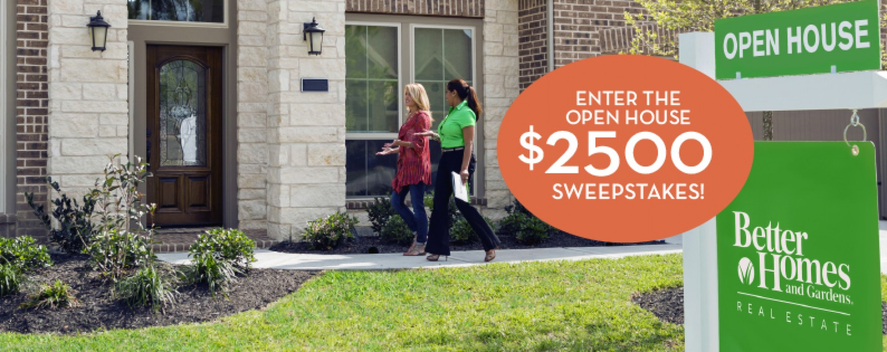 bhgre open house sweepstakes 2015 - Better Home And Garden