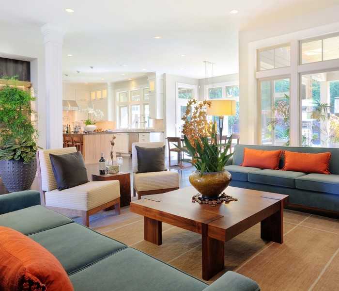 Tips for Creating Colorful Living Areas