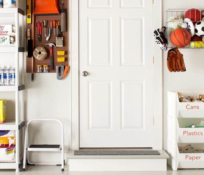 Top Storage Tips for Organizing Your Garage