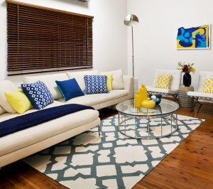 Add Color To Your Living Room For Summer Bhgrelife