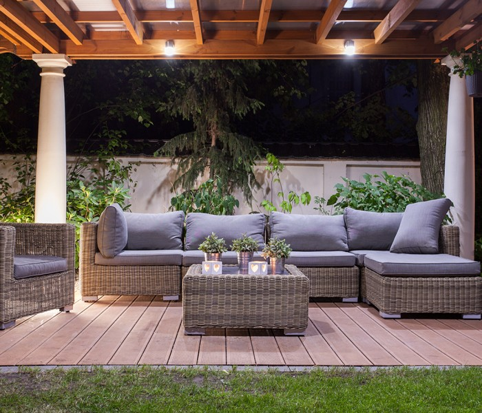 Three Things to Take When Shopping for Patio Furniture