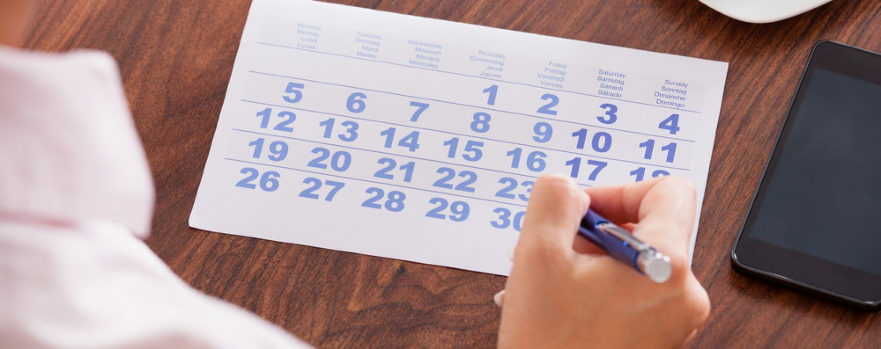 When to Set Your Closing Date
