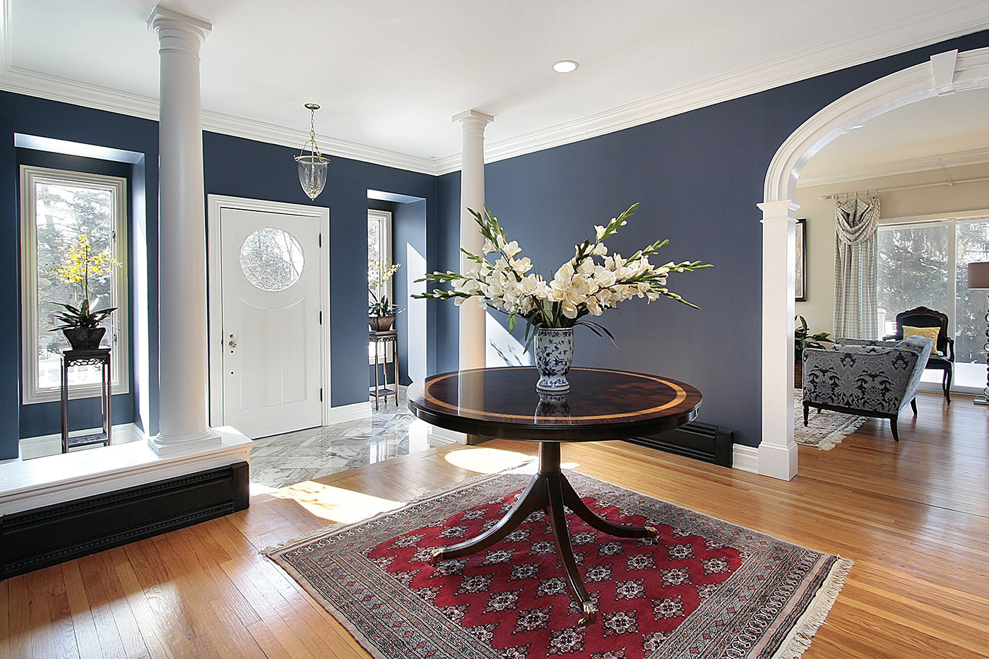 Fantastic Foyer Ideas To Make The Perfect First Impression: 5 Tips To Enhance Your Home's Foyer
