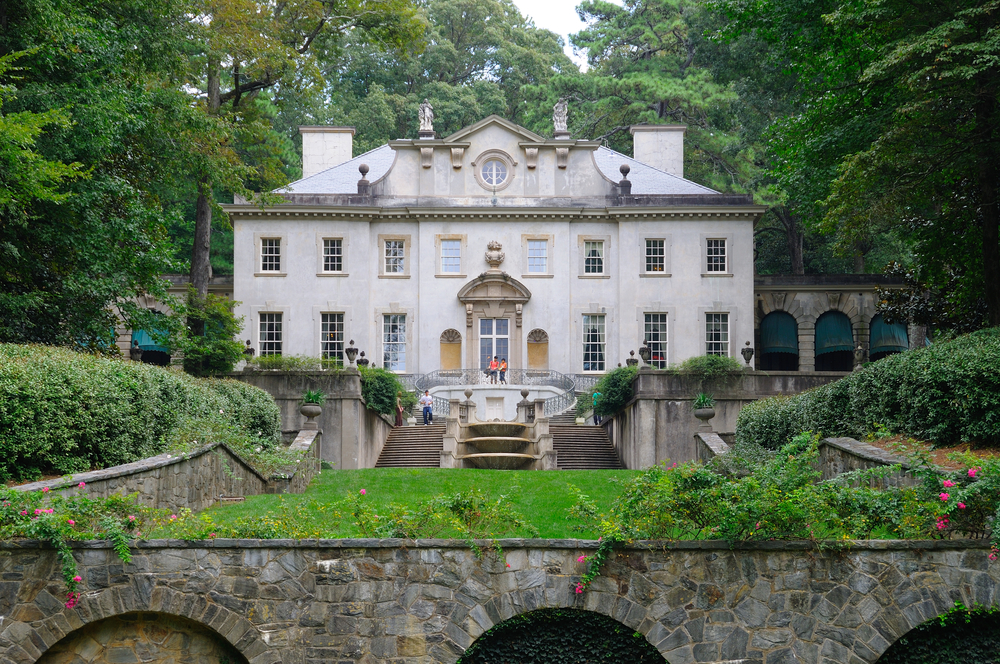 Buying a historic property in atlanta ga better homes for Historic homes for sale in georgia