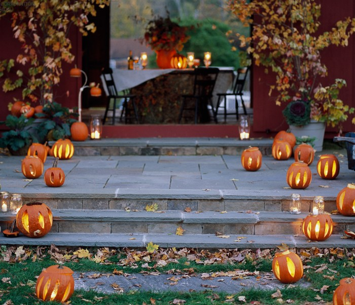 How to Host a Fall Backyard Party