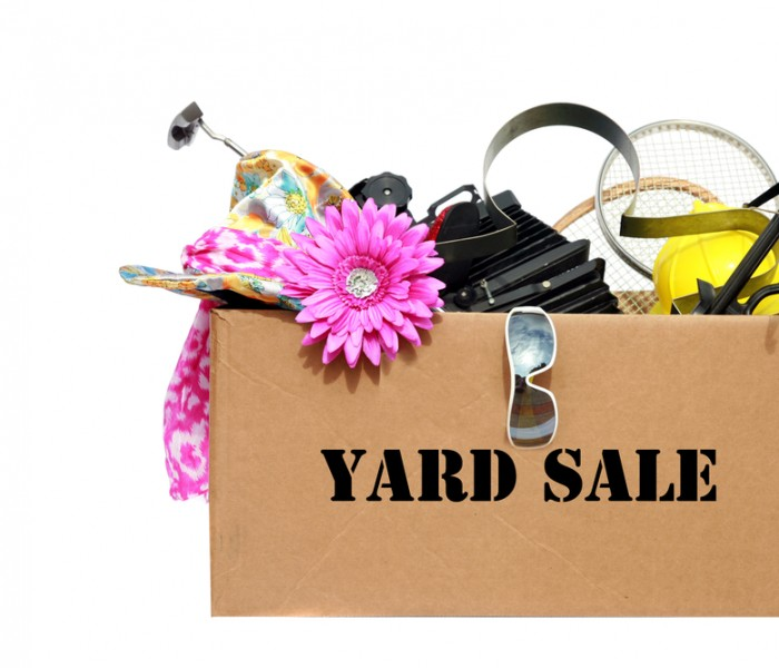 Have a Successful Garage Sale Before the Big Move