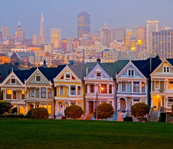 Where Can You Find a Low Key Neighborhood in San Francisco?