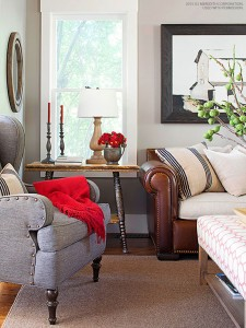 14 Ways to Make Your Home Warm & Welcoming This Winter - bhgrelife.com