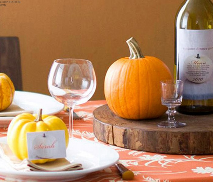 Fall Festivities: 8 Home Entertaining Projects