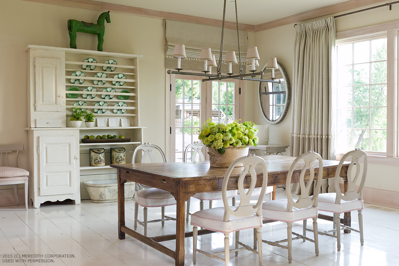 European Elegance Tips For Decorating In Country French Style Better Homes And Gardens Real Estate Life