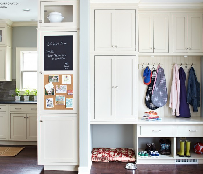 Mudroom Makeover: Tips to Organize Your Entryway