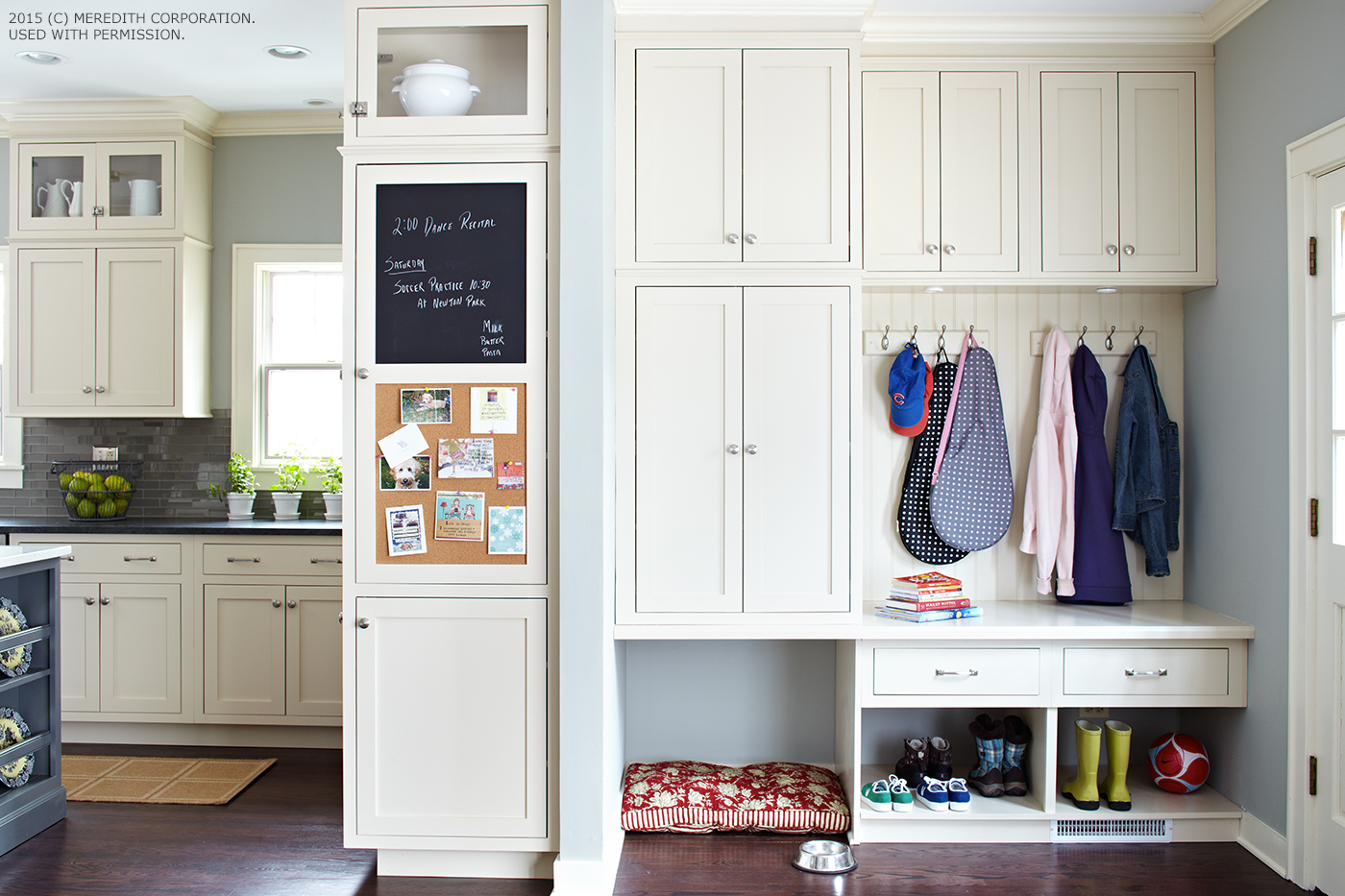 Mudroom Makeover Tips To Organize Your Entryway Better Homes And