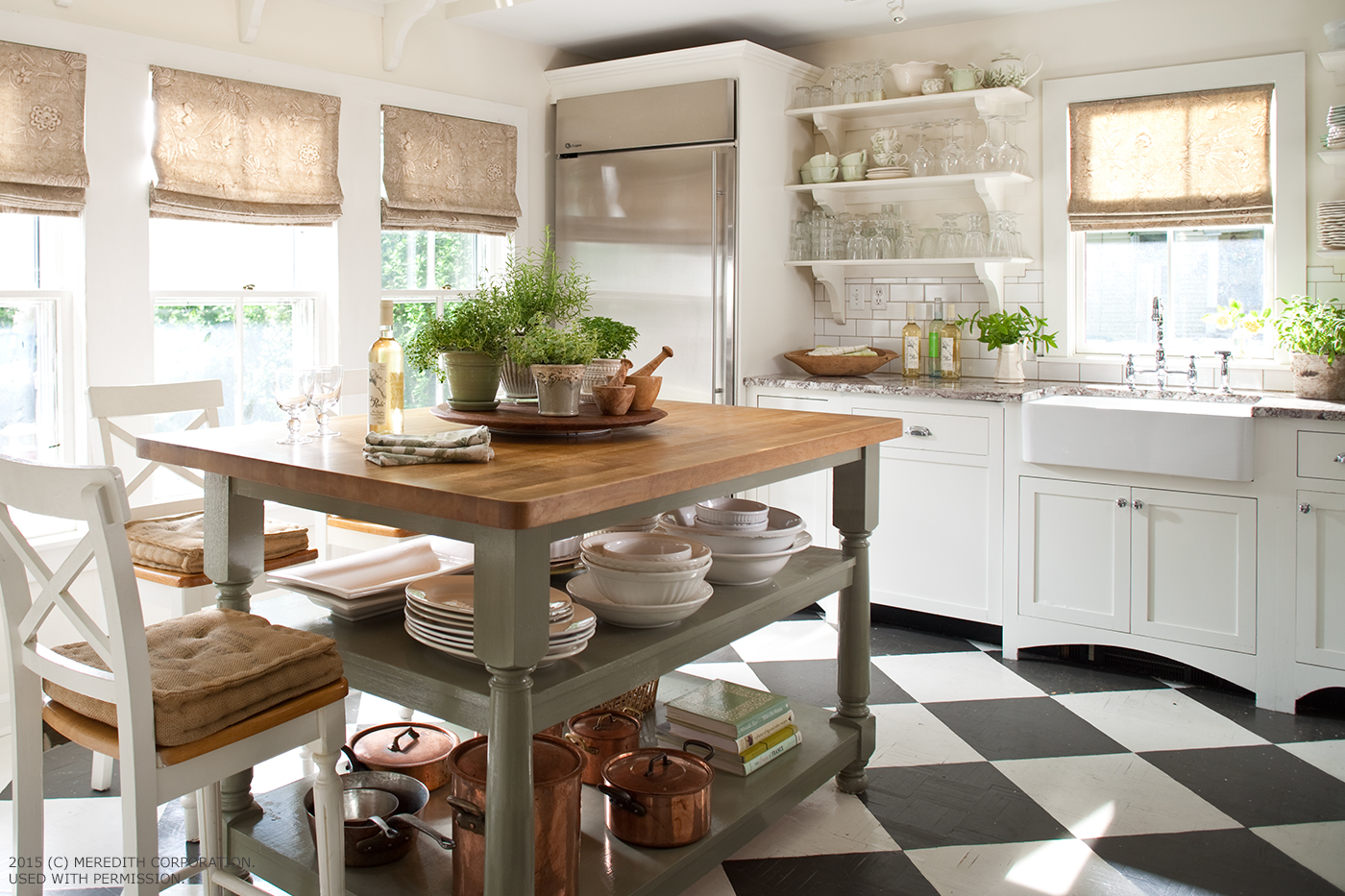 Stylish Kitchen Floor Ideas For Your Home Renovation - Better Homes And Gardens Real Estate Life