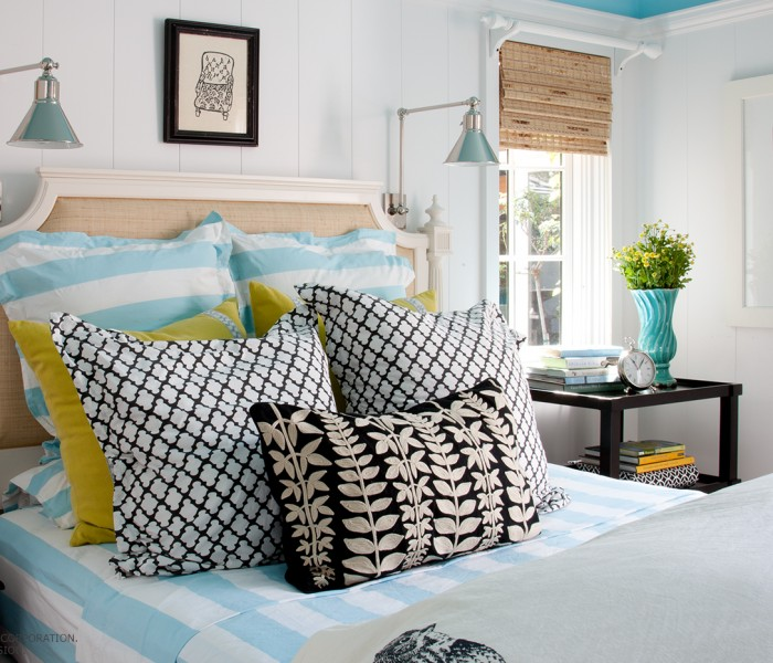 Update Your Home's Bedrooms: Upholstered Headboard Ideas