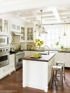 Incorporating Traditional Style into Your Home's Kitchen - bhgrelife.com