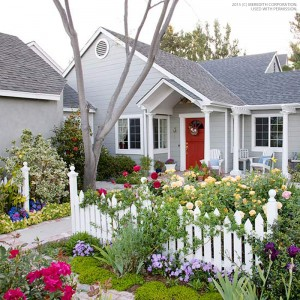 embrace the cottage garden look - Front Yard Cottage Garden Ideas