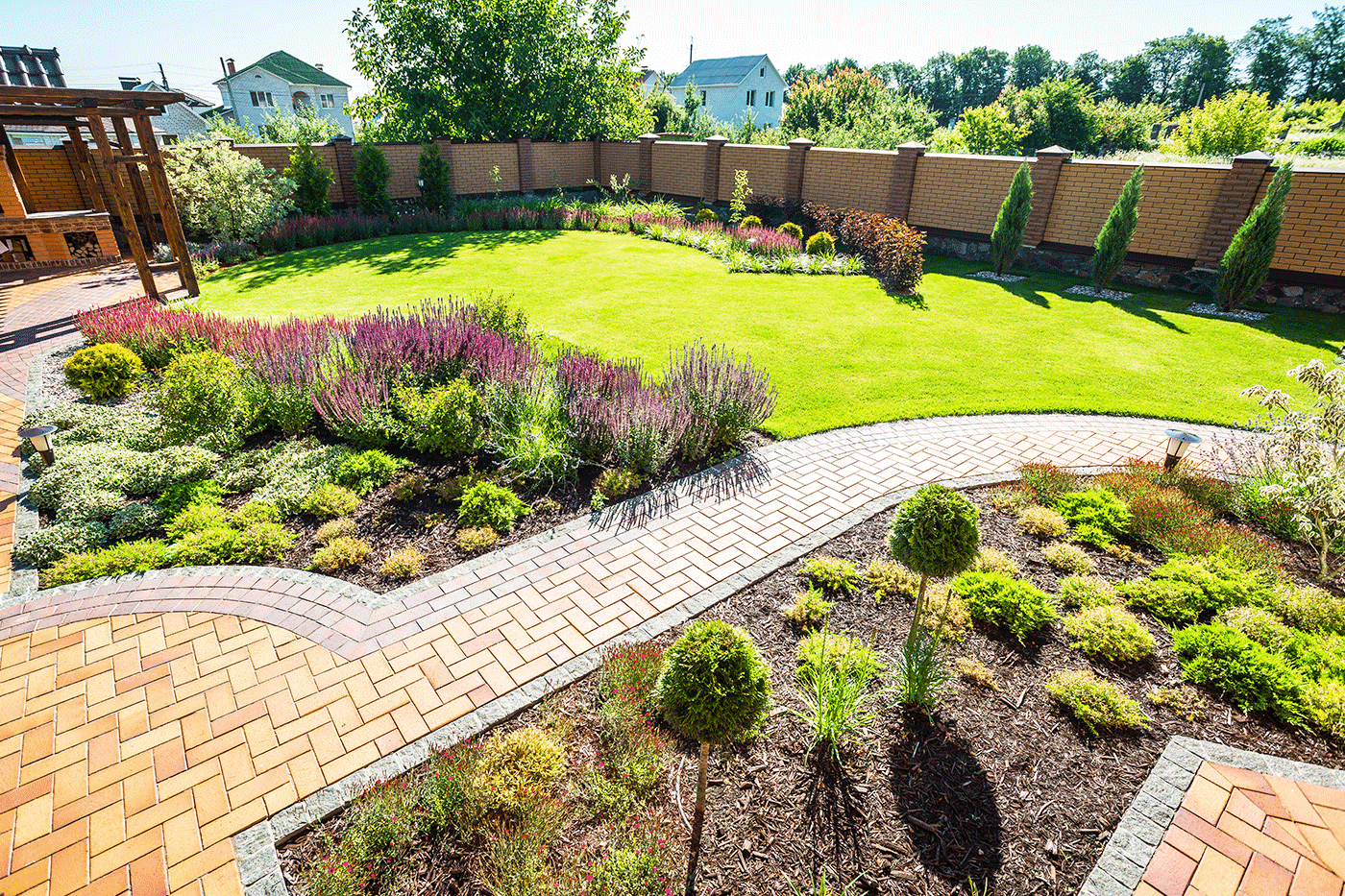 Spring Landscaping Tips 10 tips to improve your landscaping in the spring | better homes