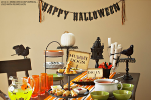 bhgrelife.com - Host a Family-Friendly Halloween Party