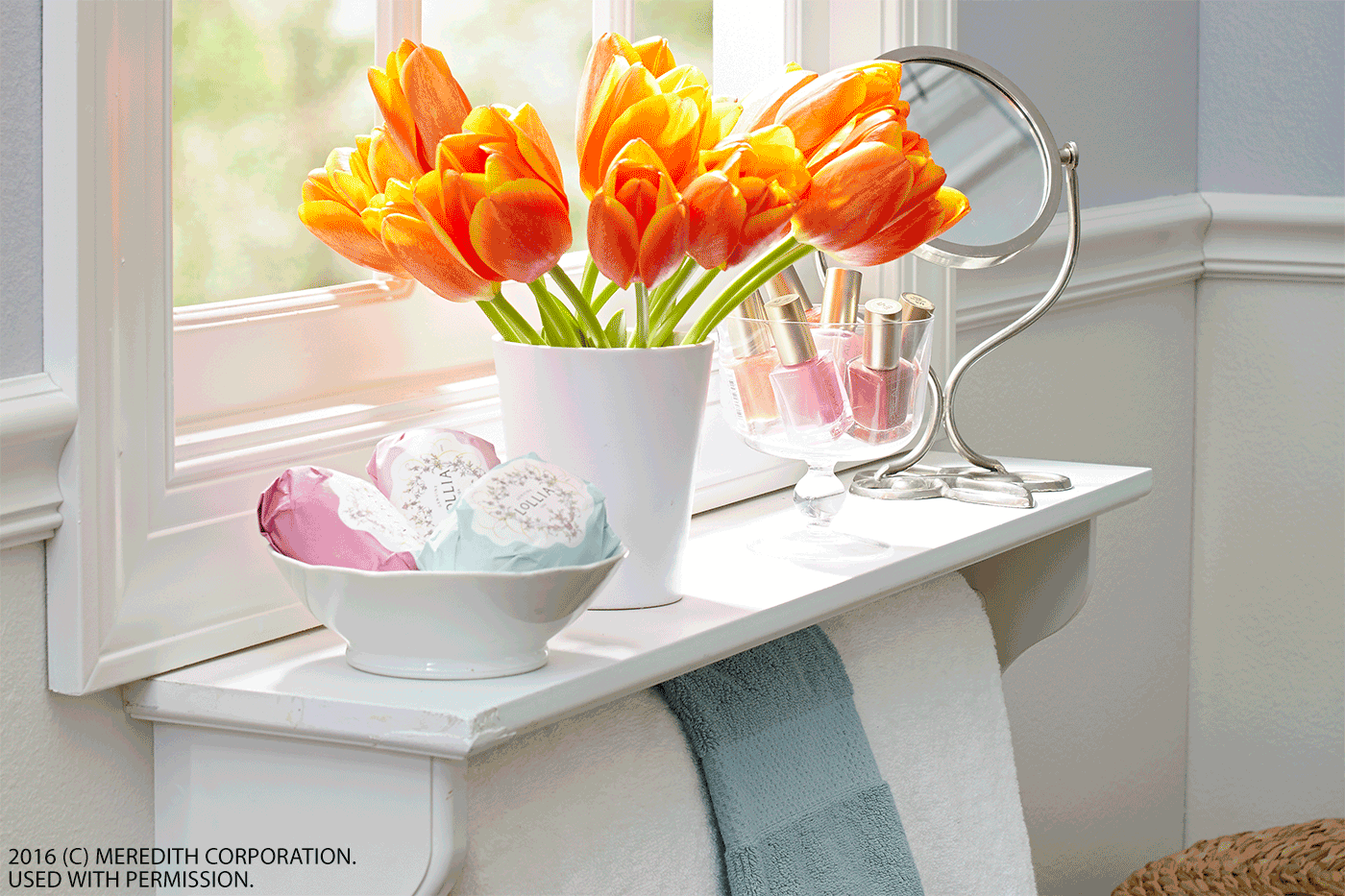 Diy Bathroom Makeover On A Budget Better Homes And