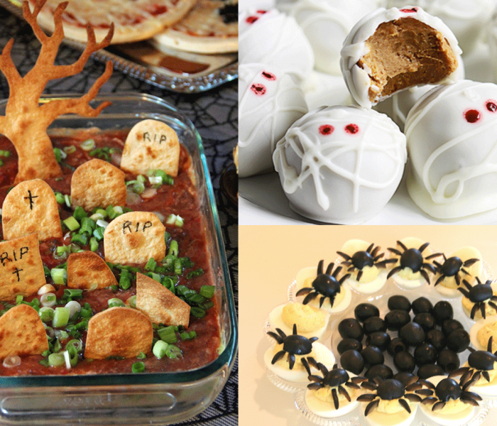 7 Halloween Recipes that are Frighteningly Delicious