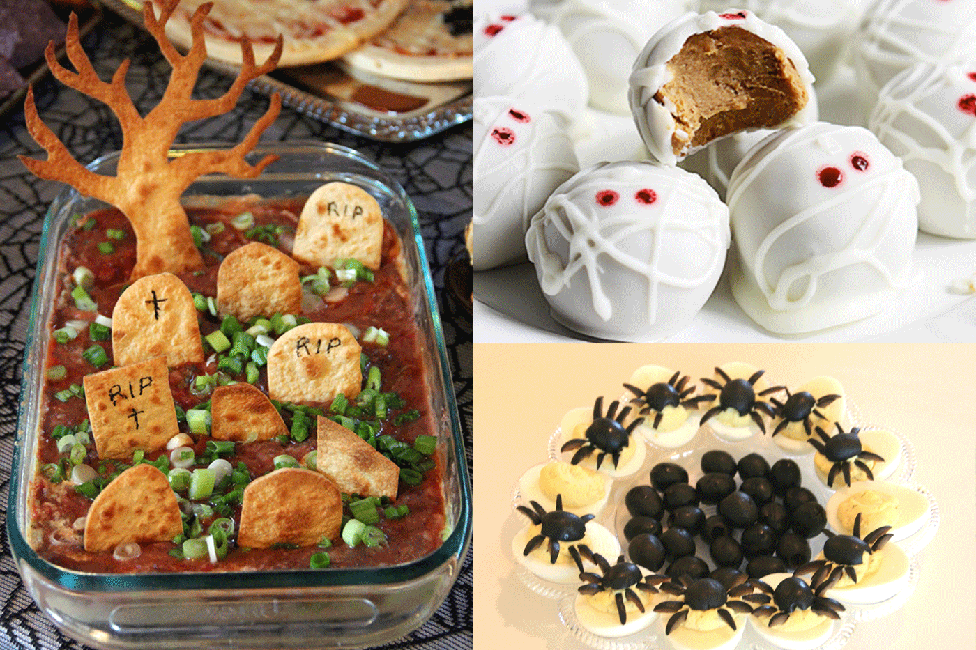 7 Halloween Recipes that are Frighteningly Delicious - bhgrelife.com