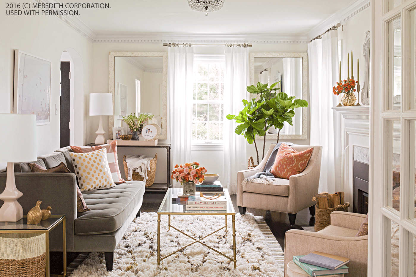 Living Room Solutions - How to Design Small Spaces With Style