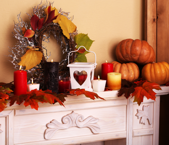 Cozy and Colorful Home Decorations for Fall