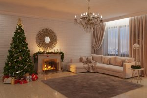 bhgrelife.com - How to Decorate Using Winter Whites to Brighten Up Your Home
