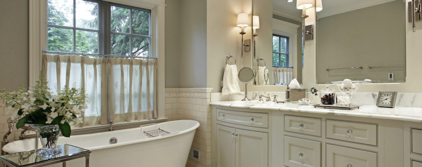 Bathroom Makeovers Better Homes And Gardens 4 ways to create the effect of a luxurious bathroom makeover
