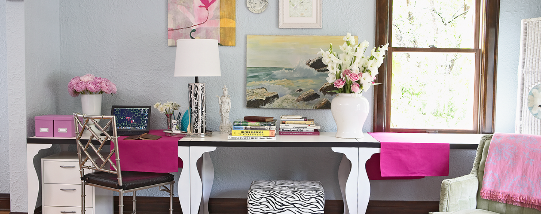 Design a Functional, Attractive Home Office