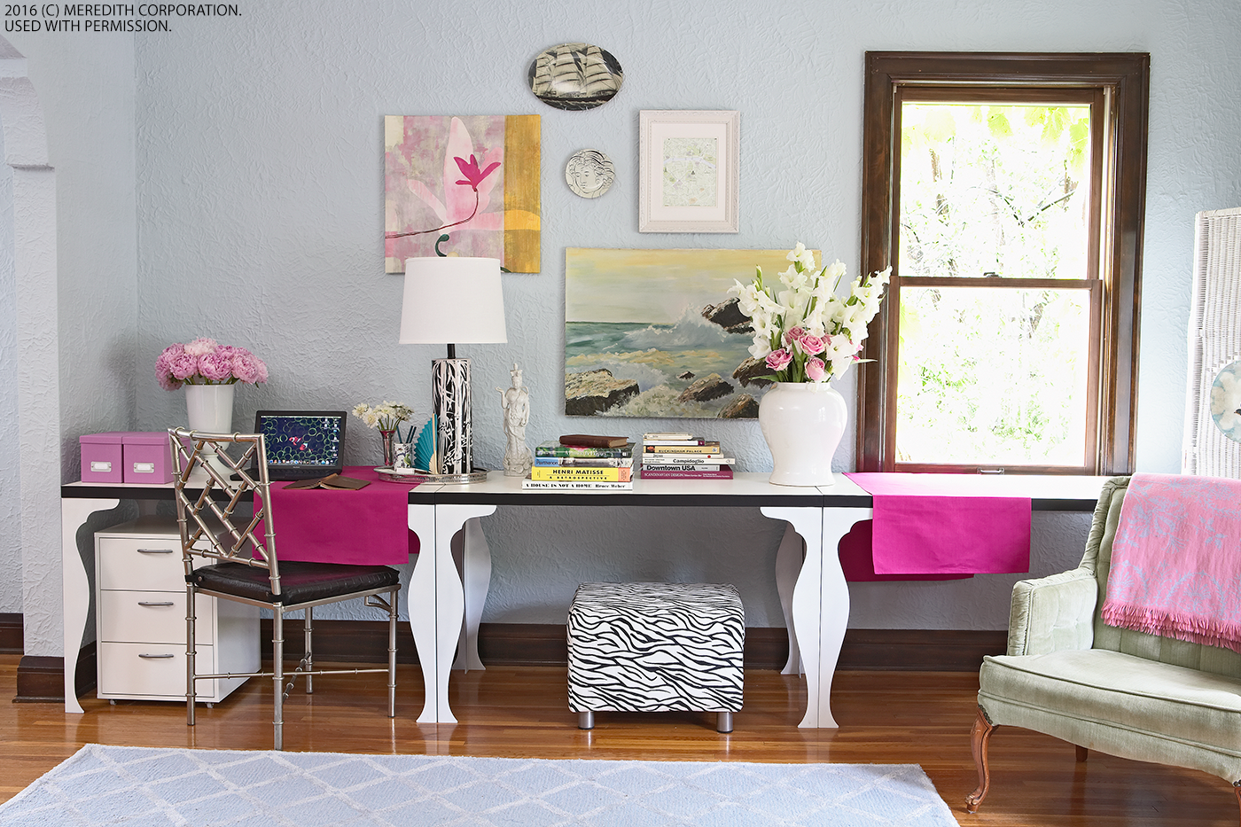 Design a Functional, Attractive Home Office - Better Homes ...