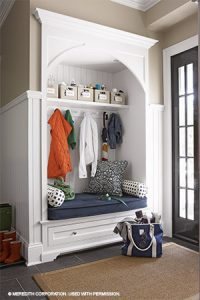 establish a mudroom zone - Mudroom Design Ideas