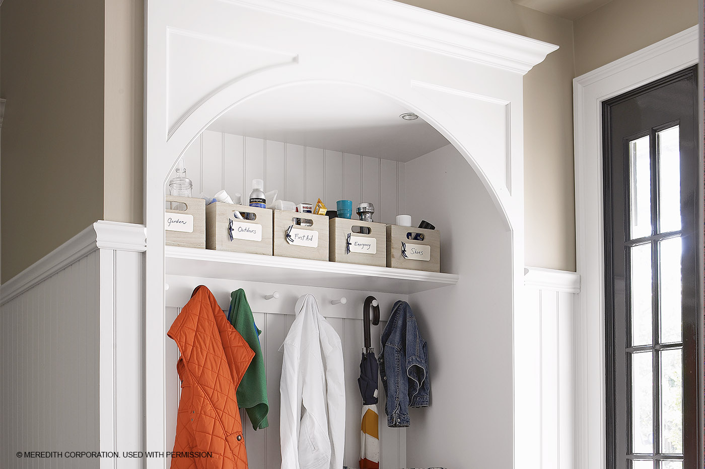 mudroom design ideas for better storage - Mudroom Design Ideas