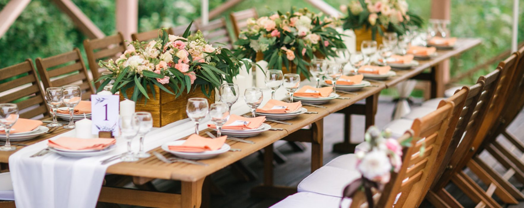 3 Backyard Wedding Themes You're Going to Love