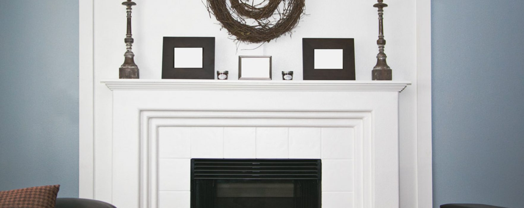 5 Diffe Ways To Update Your Mantel