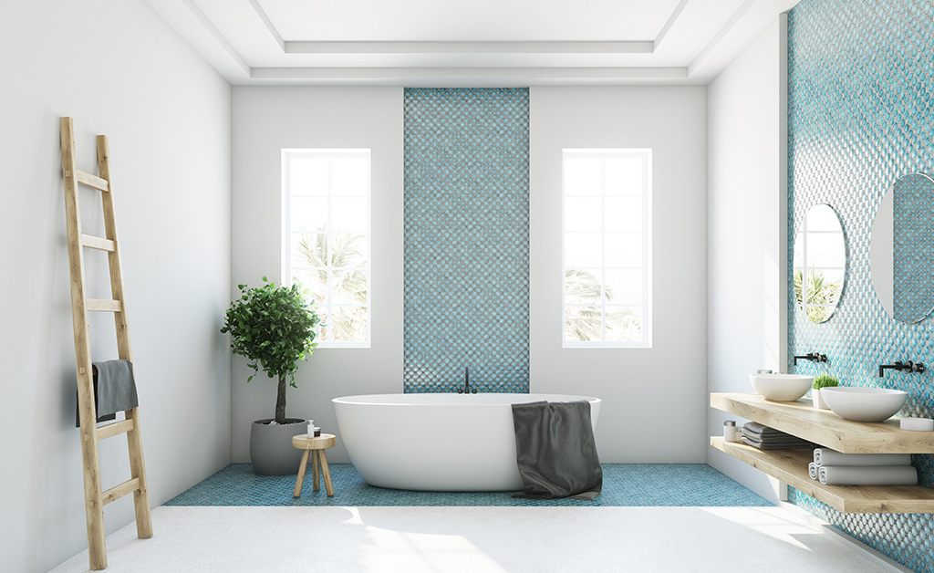 Soothing Bathroom Color Schemes - Better Homes and Gardens ...