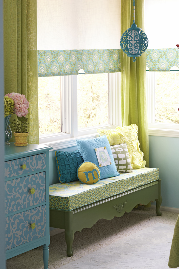 Refresh your roller shades
