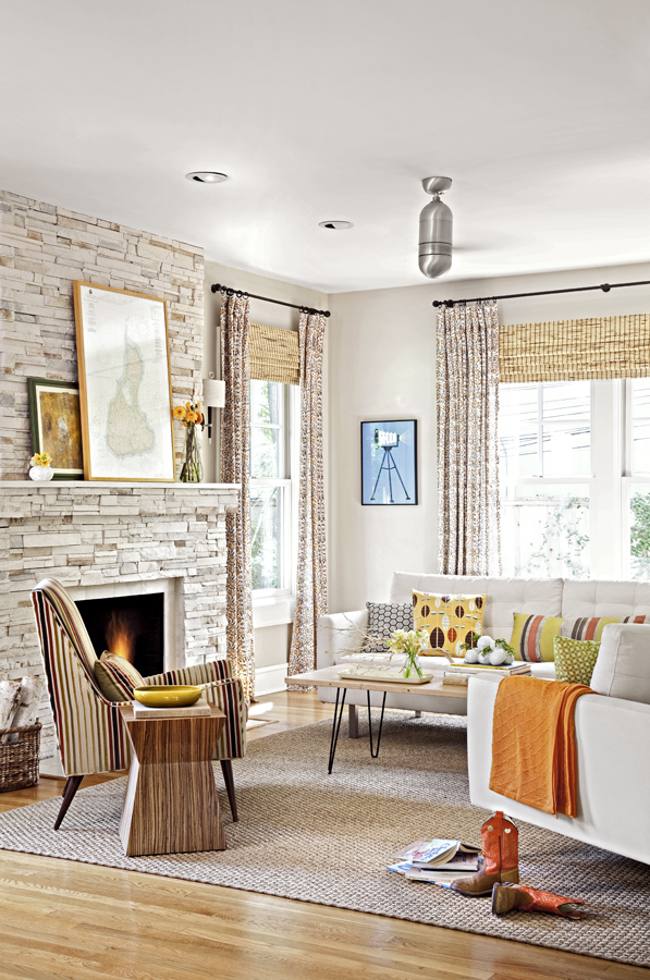 Make your fireplace more efficient