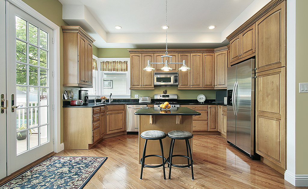 Stylish Kitchen Floor Ideas for Your Home Renovation ...