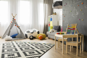 Best Decor Schemes for Kids' Rooms