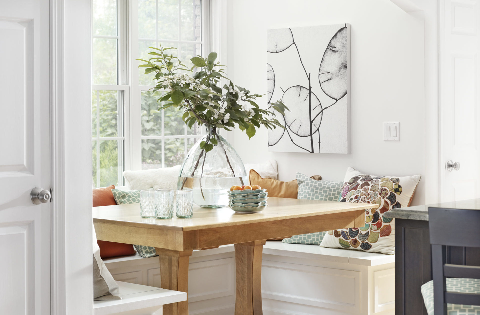 Breakfast Nook Ideas Better Homes And Gardens Real Estate Life